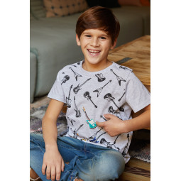 GUITAR Camiseta niño