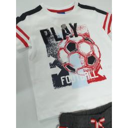 FOOTBALL Conjunto niño