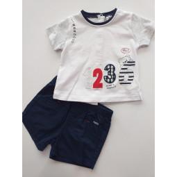 1236 Conjunto bebé niño