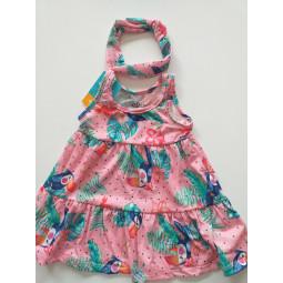 PELICAN Vestido bebé niña