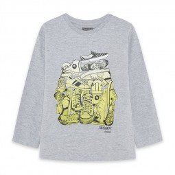 Camiseta SNEAKERS niño