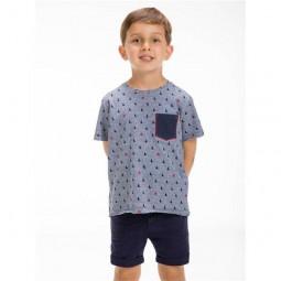 Camiseta REVERSIBLE niño